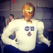 Robonaut!