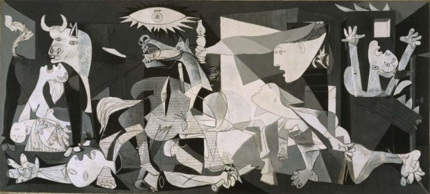 Guernica by Pablo Picasso, 1937