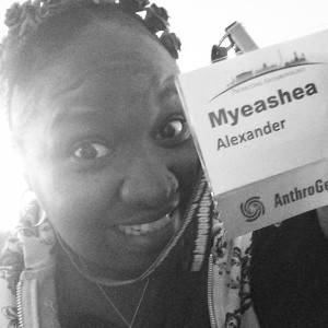 In DC at the AAA 2014 Meeting