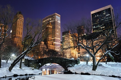 Central Park Image via fhttp://www.enjoyourholiday.com/2014/09/21/top-winter-events-new-york/